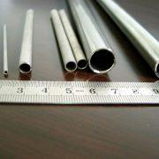 capillary titanium tubes