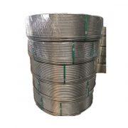 titanium coil tubes